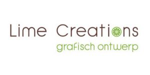 Logo Lime Creations reclame en grafisch ontwerp