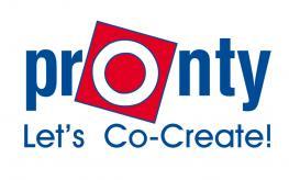 Pronty logo